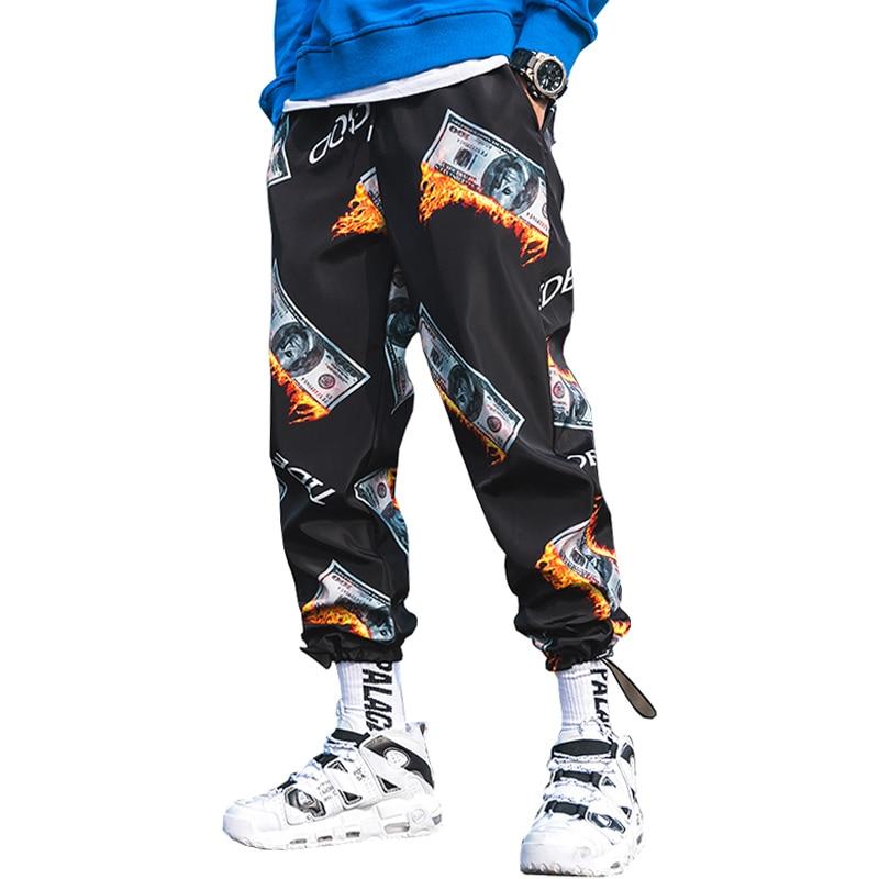 Moda Pantalones Harem Streetwear Joggers H Envio A Todo Chile