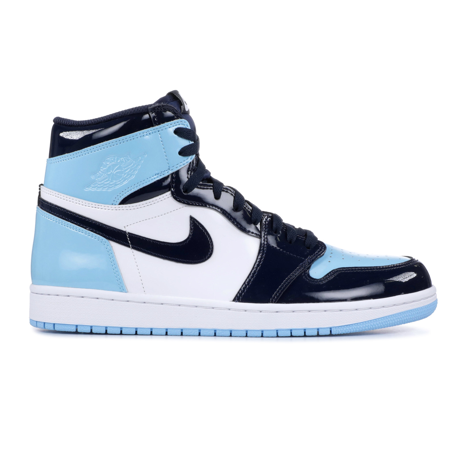 air jordan 1 retro high og azul